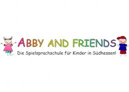 Abby and friends - Die Spielsprachschule für Kinder in Südhessen!